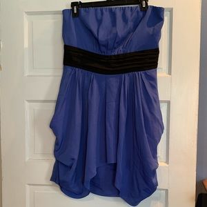 Strapless dress from The Limited